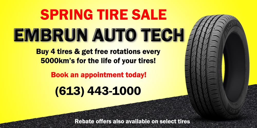 Tire Sale poster